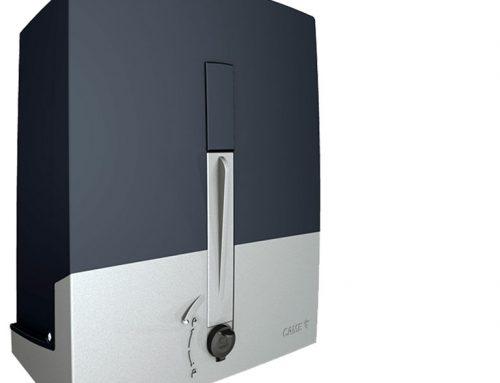 Tutoriel : passer un portail coulissant CAME en mode manuel pour l'ouvrir à la main