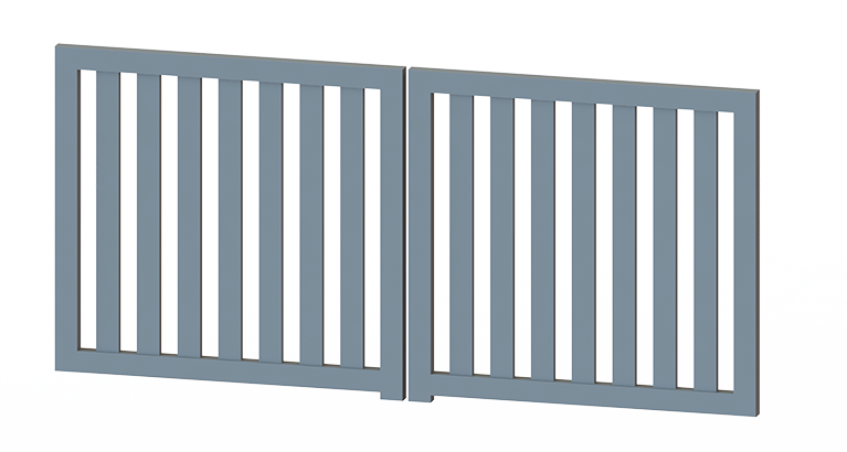 portail-battant-piraillan-contemporain