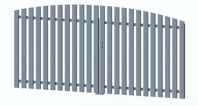 portail-piraillan-tradition-battant-cintré