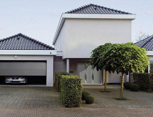 Motorisation pour portes de garage