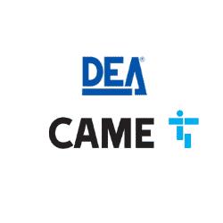 logos-dea-came
