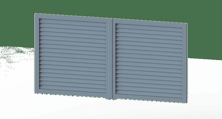 portail-arcachon-battant-simple