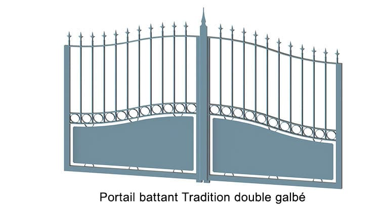portail-battant-tradition-double-galbe